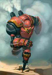 Juggernaut by awesomeplex