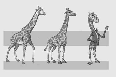 Giraffe by awesomeplex