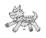 P2U dog base by DaddySharkTus