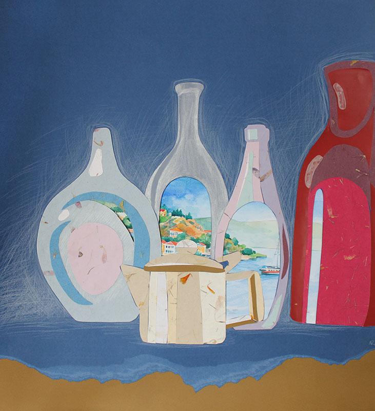 LV. Bottles' Landscape