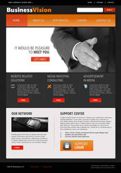 BusinessVision Corp Template
