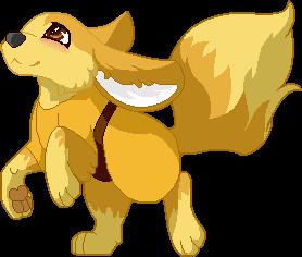 AT - Dusty the fennec fox by Martith