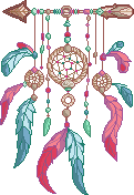 Pastel dreamcatcher [F2U]