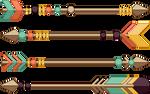 Arrow dividers set [F2U] by Martith