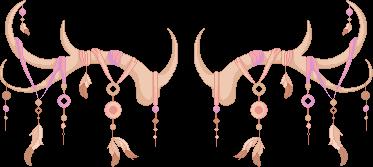Native antlers decor [F2U]