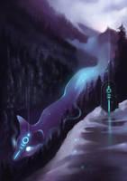 <b>Mysterious Spirit - Foxtober 2018</b><br><i>Martith</i>