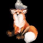 Foxtober day 4 - Peace