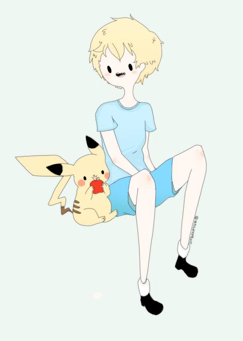 pokemon time by stickyfruit