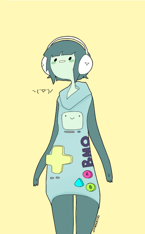 human bmo 2 by stickyfruit