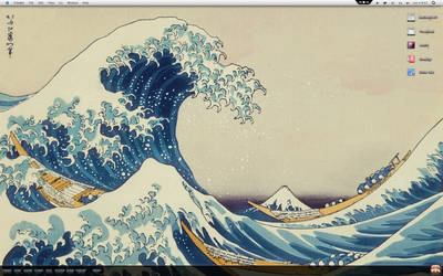 waves in sea by murilohs