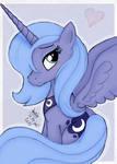 MLP FIM - Princess Luna C 2