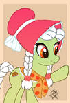 MLP FIM - Young Granny smith