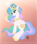 MLP FIM - Princess Celestia Magic