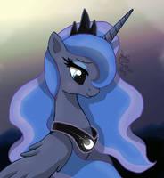 MLP FIM - Princess Luna 6 by Joakaha