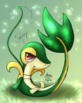 Pokemon - Snivy