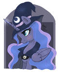 MLP FIM - Princess Luna Magic