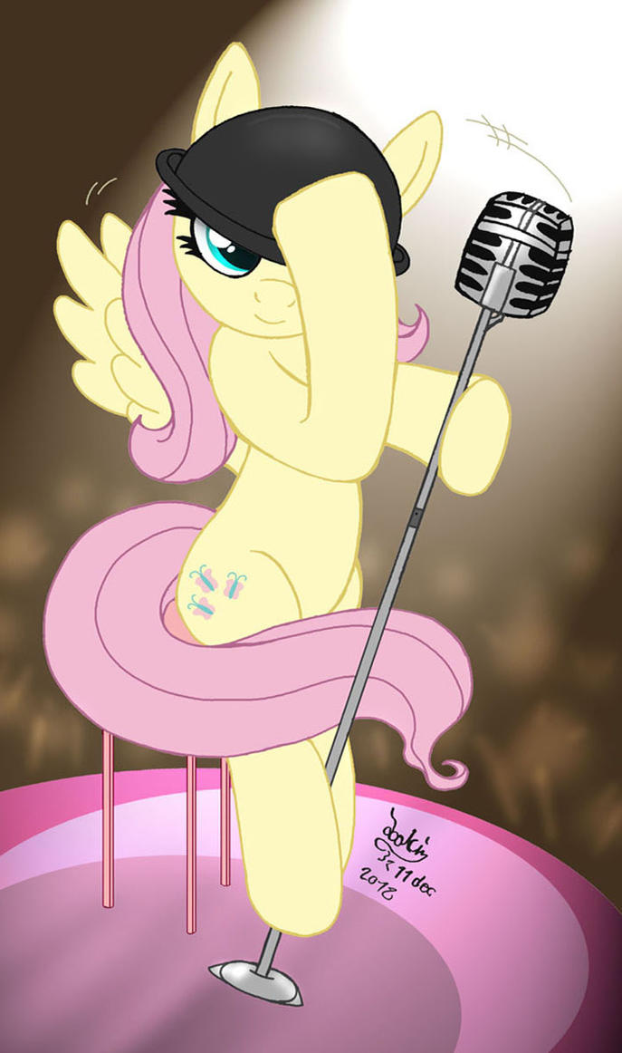 MLP FIM - Fluttershy's Awesome Song by Joakaha