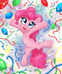 MLP FIM - Pinkie Pie Party Hard