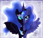 MLP FIM - Princess Luna Become Nightmare Moon