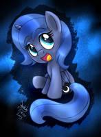 MLP FIM - Little Luna by Joakaha