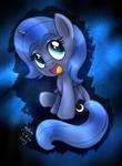 MLP FIM - Little Luna