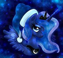 MLP FIM - Luna's Dream Hat by Joakaha