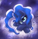 MLP FIM - Princess Luna Cute Look