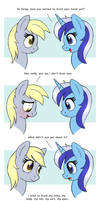 MLP FIM comic - Derpy And Colgate Tooth Brush