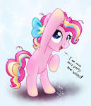 MLP FIM - Little Pinkie Pie Rainbow Party