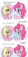 MLP FIM comic - Ice Bucket Challenge