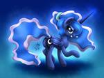 MLP FIM - Elegant Princess Luna 2 Livestream