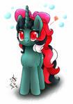 My Little Pony G1 Fizzy G4 Style by Joakaha