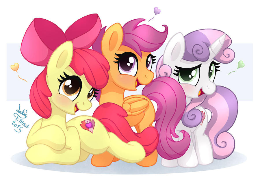 Image result for Cutie Mark Crusaders
