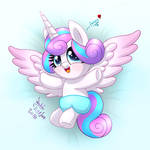 MLP FIM - Princess Flurry Heart