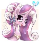 MLP FIM - Princess Cadence Crystal