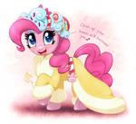 MLP FIM - Pinkie Pie The Spirit Of The Presents