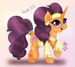 MLP FIM - Cooking Pony Saffron Masala