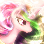 ...MLP FIM - Colourful Celestia PS...