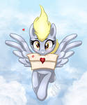 MLP FIM - Derpy's Love Delivery