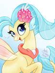 MLP FIM The Movie - Princess Skystar