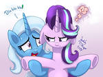 MLP FIM - Starlight Glimmer Is Annoyed By Trixie