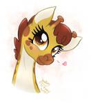MLP FIM - Giraffe