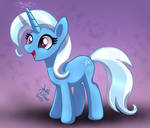 MLP FIM - Excited Trixie