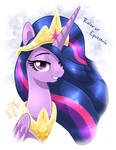 MLP FIM - Older Twilight Sparkle