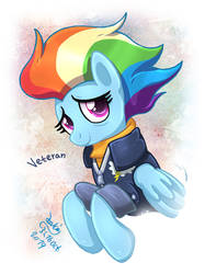 MLP FIM - Older Rainbow Dash