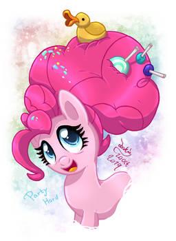 MLP FIM - Older Pinkie Pie