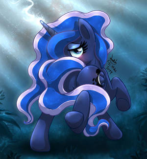 MLP FIM - Princess Luna Magic Stream