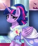 MLP FIM - Twilight Sparkle The Big Day