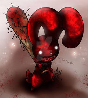 Blood bunny - Spike Bat