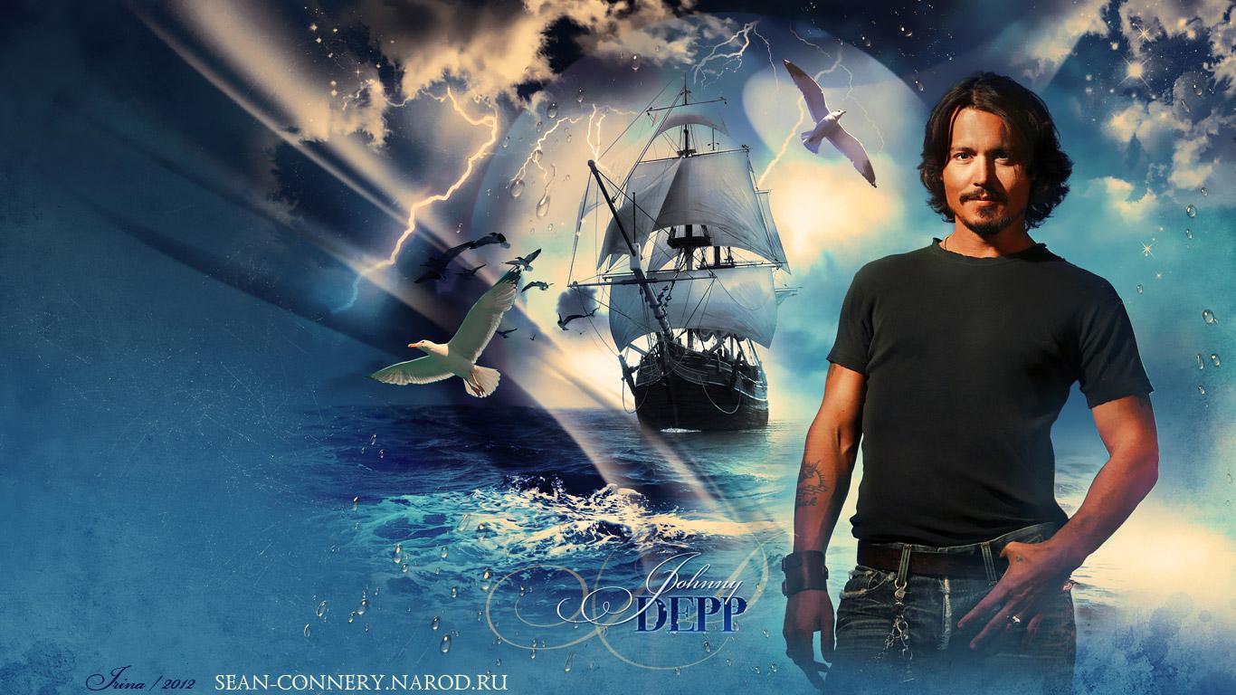 Johnny Depp Wallpapers By Bormoglot On DeviantArt